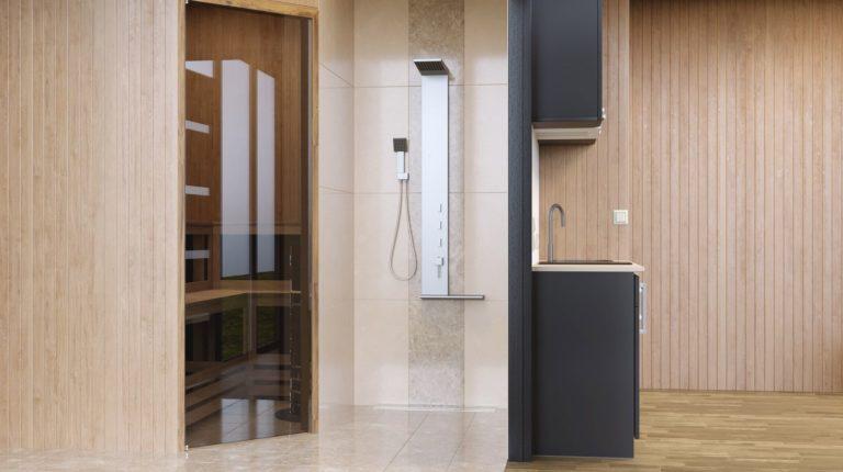Saunamaja vannituba | Cube House